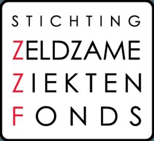 Logo Zeldzame Ziekten Fonds